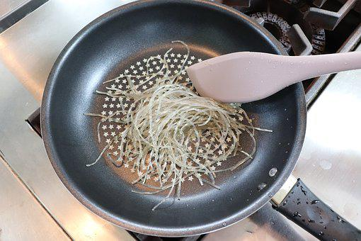 Cook, Japchae, Food