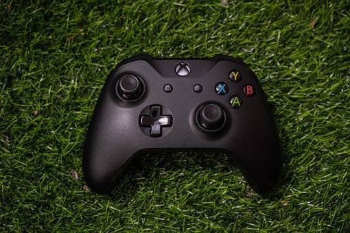 Controller, Console, Video Game, Game Controller