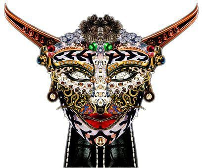 Mask, Carnival, Halloween, Fantasy, Steampunk, Costume