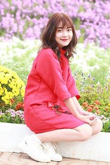 Love, Spring, Girl