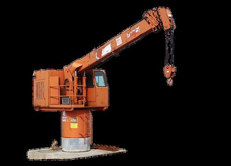 Crane, Machine, Industry, Container, Port, Logistics