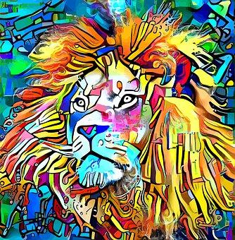 Lion, Big Cat, Wildlife, Wild Life, Animal, Mammal