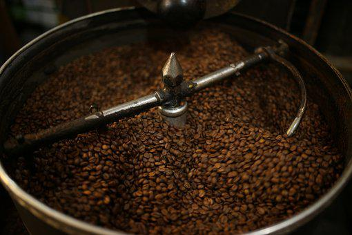 Coffee Beans, Coffee, Roaster, Roasting, Roasted