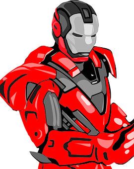 Iron Man, Character, Superhero, Robot, Science Fiction