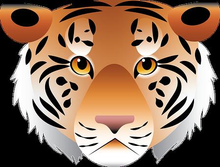 Tiger, Bengal, Cat, Wildcat, Wildlife, Feline, Striped