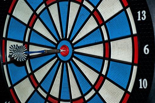 Shield, Target, Dart, Arrows, Play, Accuracy, Victory
