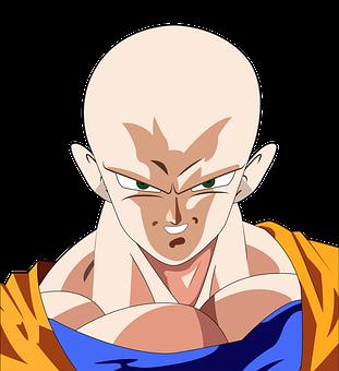 Goku, Bald, Dragon Ball, Anime, Meme, Shitpost