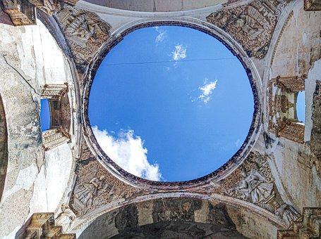 Guatemala, Antigua Guatemala, Antigua, Architecture