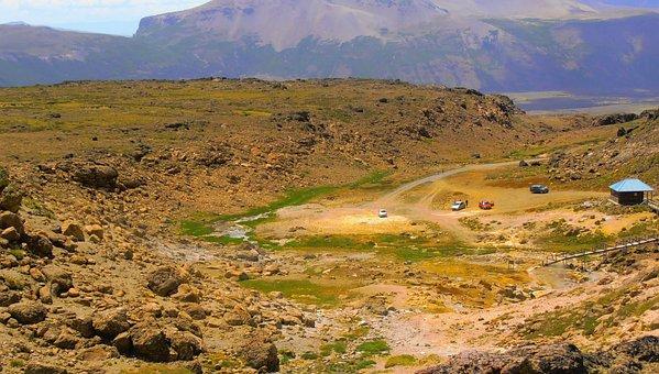 Argentina, Neuquen, Montañas, Therapy