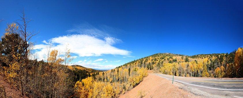 Aspen, Colorado, Road To Cripple Creek, Autumn