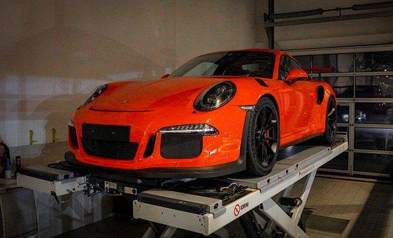 Porsche, Racing Car, Sports Car, Luxury, Expensive