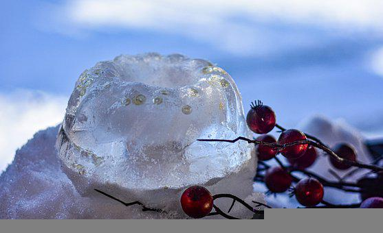 Ice, Frozen, Frost, Crystal, Cold, Icy, Winter, Ice Art