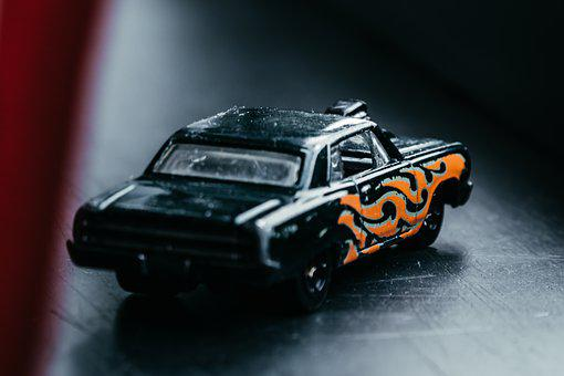 Toy Car, Toy, Muscle Car, Auto, Toys, Vehicle, Model
