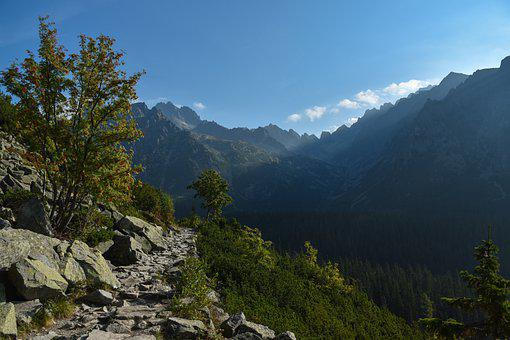 Slovakia, Nature, Mountains, Landscape, Tatras, Tatry