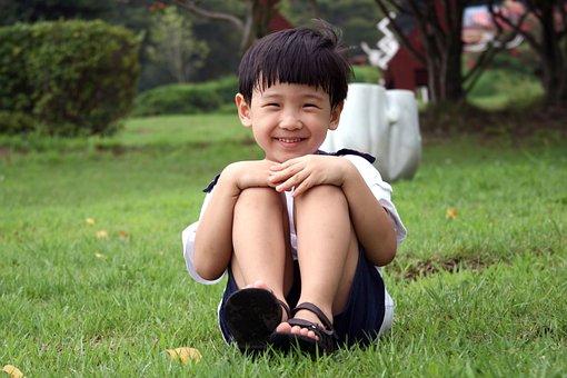 Boy, Asian, Smile, Little Boy, Child, Kid, Childhood