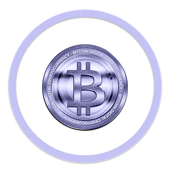 Icon, Bitcoin, Crypto, Digital, Cryptocurrency, Symbol