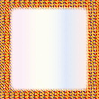 Digital Paper, Pattern, Frame, Paper, Template