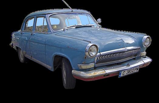 Car, Old, Vintage, Classic, Vehicle, Transportation
