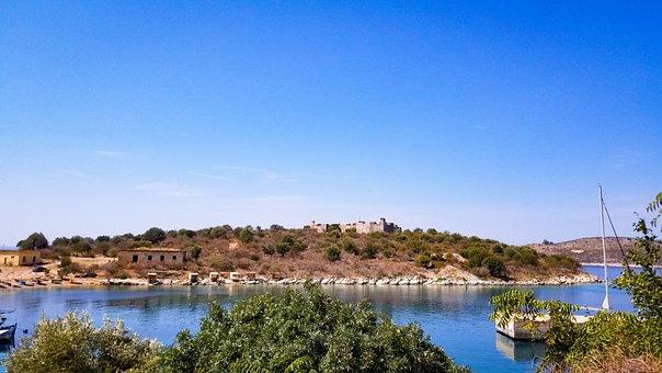 Sea, Beach, Bay, Coast, Summer, Vacations, Albania