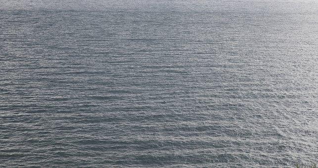 Marine, Ocean, Wave, Background, Tropical, Waves