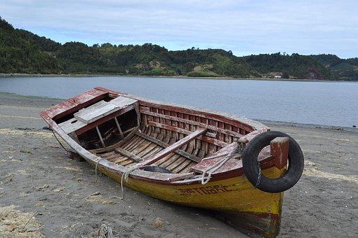 Paisaje, Chiloé, Chile