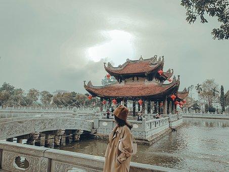 Covid, Pagoda, Life, Culture, Temple, Medication