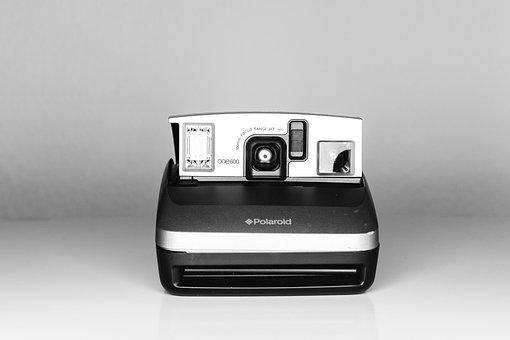 Camera, Photography, Vintage, Analog, Film, Photo
