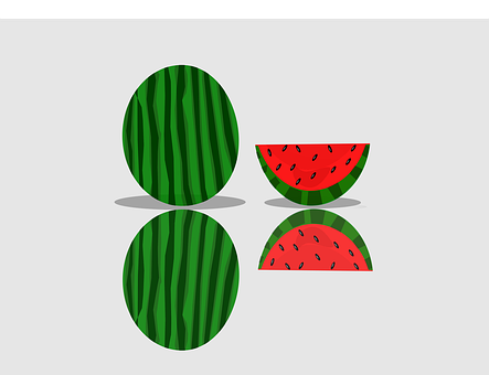 Watermelon, Fruit, Food, Healthy, Summer