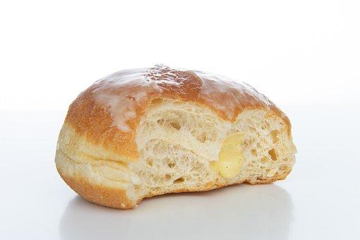Donut, Filling, Food, Berliner, Doughnut, Icing, Sweet