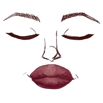 Lipstick, Makeup, Cosmetics, Hair, Woman, Cosmetic