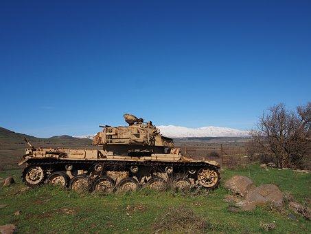 Tank, Military, Shooter, Gun, Steel, Weapon, Army