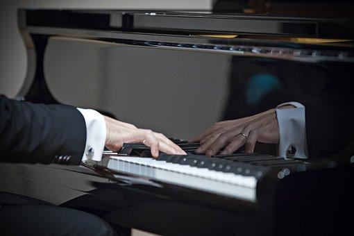 Piano, Hands, Music, Keyboard, Musicians, Play