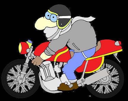 Motorcycle, Motorcyclist, Speed, Race, Biker, Racing