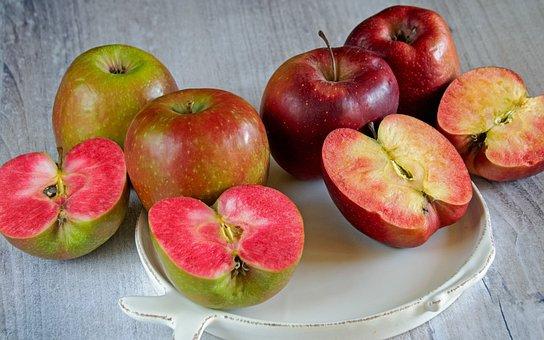 Apples, Autumn, Red Apples, Kissabel, Redmoon