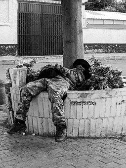 Street Vendor, Urban, Colombia