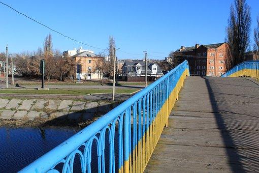 View, River, Bridge, Travel, Landscape, Water