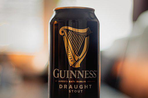 Guinness, Beer, Can, Beer Can, Tin Can, Drink, Beverage