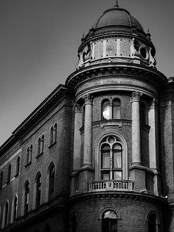 Building, Hungary, Budapest, Architecture, City