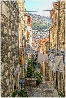 Dubrovnik, Fg, Hdr, Calleja