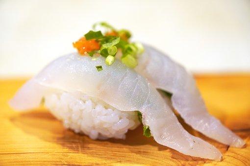 Sushi, Dish, Japanese Food, Food, Fish, Seafood