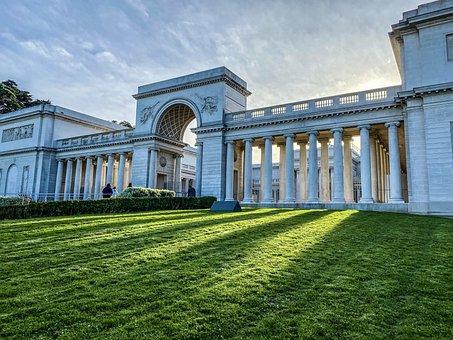 Legion Of Honor, San Francisco, Architecture