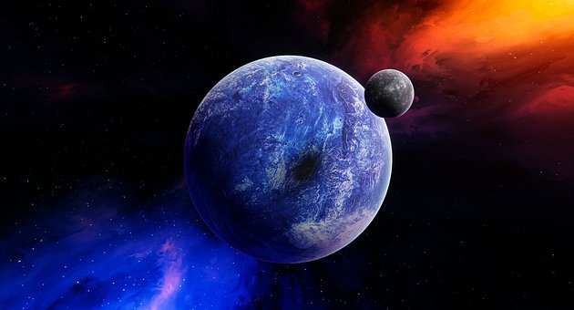 Exoplanet, Sci-fi, Space, Planet, Discovery