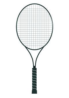 Tennis, Racket, Sport, Sports Equipment, Tennis Racket