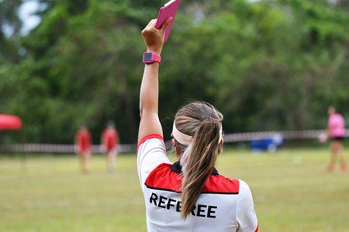 Referee, Arbiter, Sport, Umpire, Ref