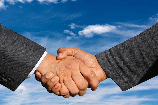 Handshake, Business, Partner, Cooperation, Deal, Team