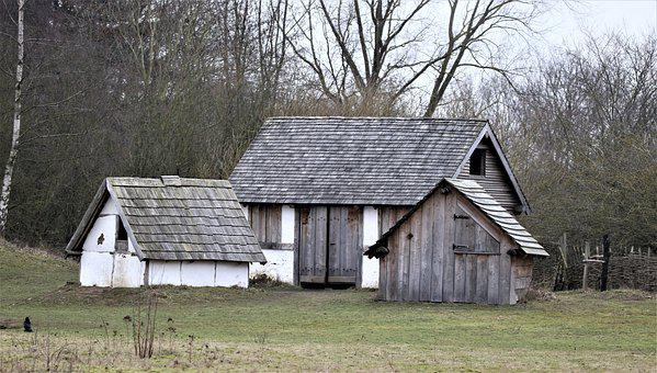 Shed, Wood, Barn, Hut, Old, Building, Farm, Wooden