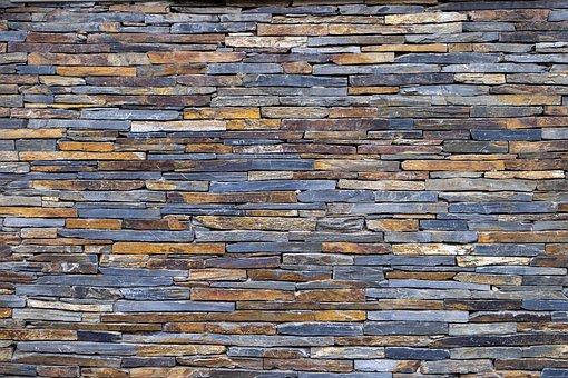 Wall, Bricks, Stones, Architecture, Masonry, Background