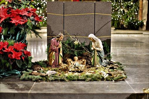 Kempen, Christmas, Niederrhein, Faith, Church