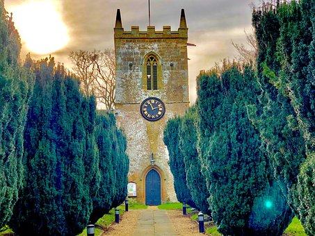 Church, Northamptonshire, Northampton, England