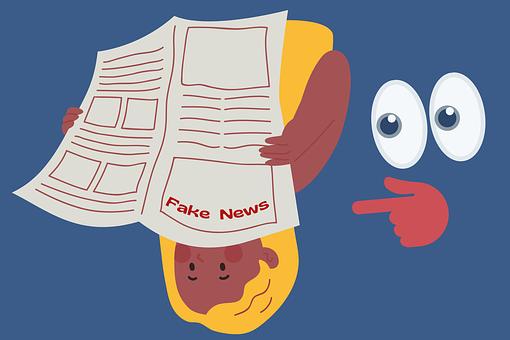 Fake News, News, Disinformation, Buffalo, False, Lie
